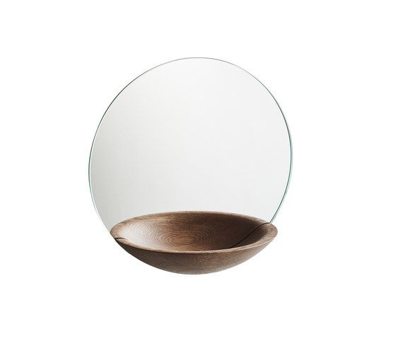 Pocket Mirror Large by WOUD | Mirrors