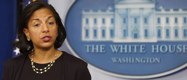 FYI: Susan Rice Sent 'Unusual Email' To Herself Moments Before Trump's Inauguration - The Daily Caller