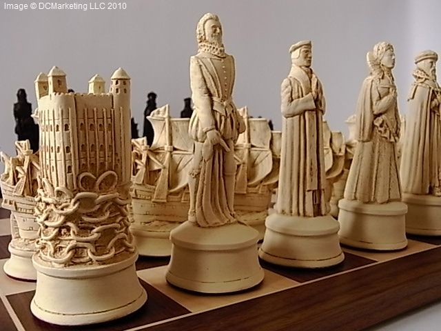 Detailed Chess Set Part - 26: Historical Chess Sets - Theme Chess Sets | ANTIQUE CHESS SETS | Pinterest | Chess  Sets, Chess And Hand Carved