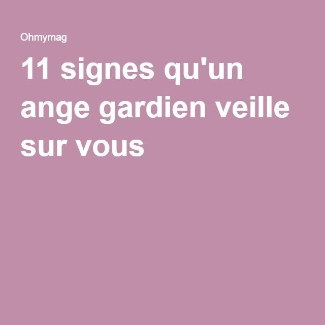 11 signes qu'un ange gardien veille sur vous