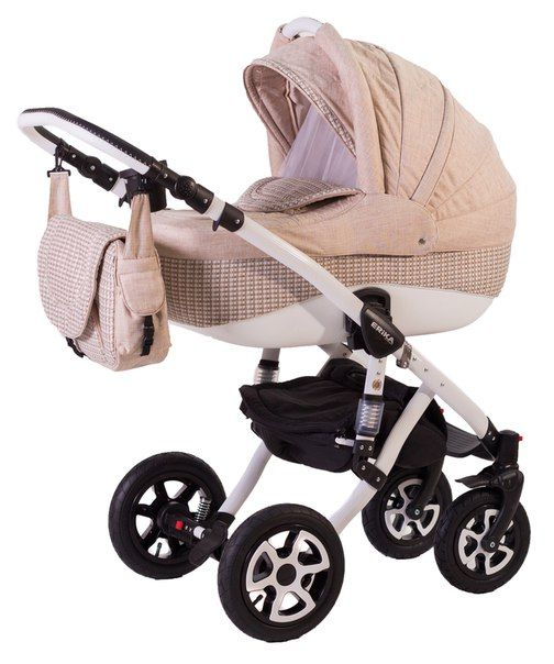 Детская коляска Adamex 2в1 Avila ECO 638K  Цена: 300 USD  Артикул: mp10078  Детская коляска Adamex 2в1 Avila – новинка 2015 года. Легкая алюминиевая рама с двойным амортизатором, накачиваемые колеса, два из которых поворотные, обеспечивают комфорт передвижения по любому покрытию. Благодаря применению адаптера типа click-clack можно легко и быстро менять модули. Модель отличается современным и элегантным дизайном. Люльку и прогулочный блок можно установить лицом или спиной по направлению…