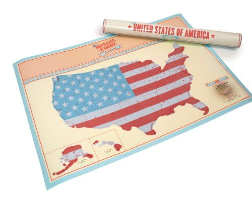 Best DIY Traveler Images On Pinterest Travel Travel Ideas - Scratch off us states maps for class with pencil