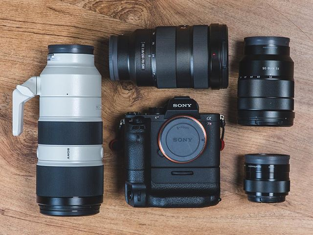 Sony Camera And Lenses A7rii Gm 70 200 F2 8 Gm 24 70 F2 8 Zeiss 16 35 F4 35mm F1 8
