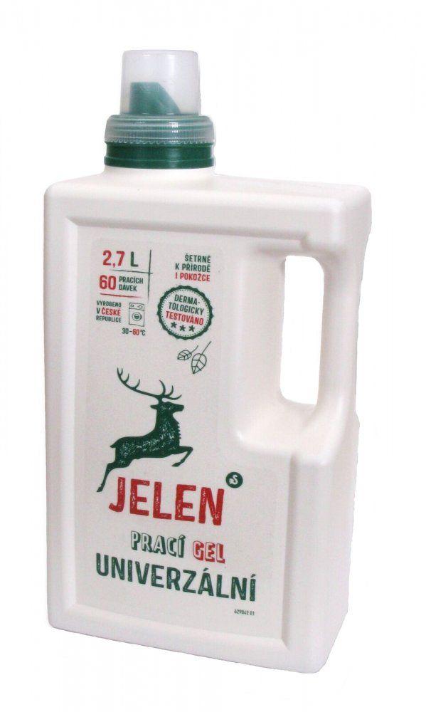 Jelen   Prací gel univerzální 2,7 l (60 praní)  | MALL.CZ