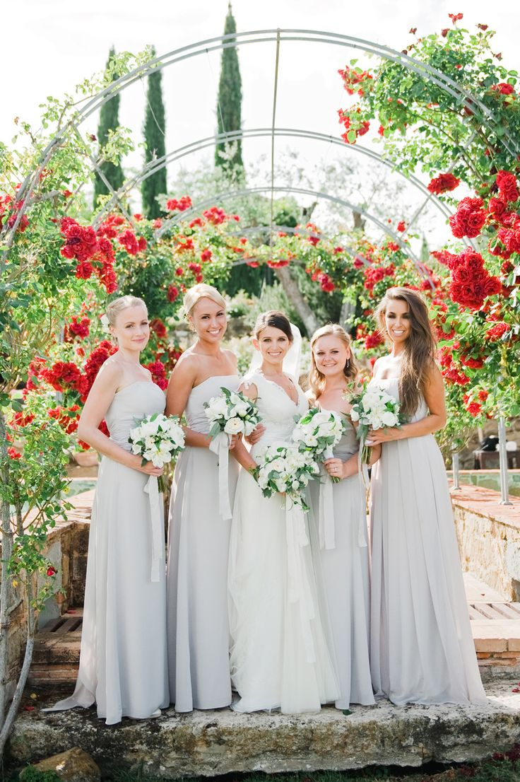 Image by Dominique Bader - Annasul Y Tulle Gown For A Classic White Wedding In Italy At Casa Cornacchi With Images From Dominique Bader