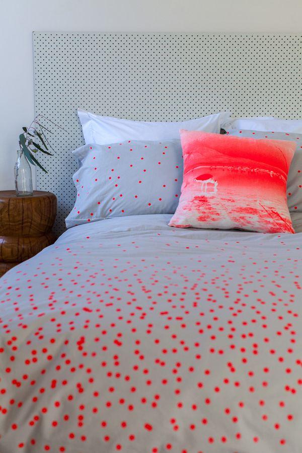 Bedding by Feliz.