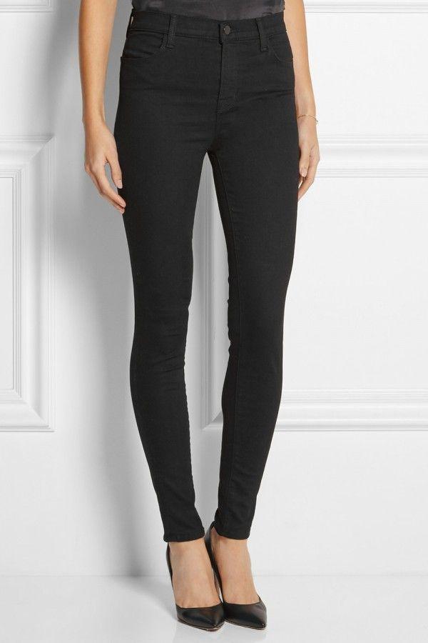 J Brand Photo Ready Maria High Rise Skinny Jeans, £190