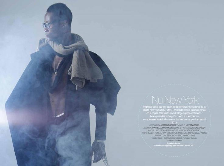 Editorial revista Neon   Styling Alejandra Godoy