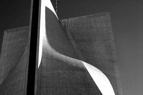 St. Marys Cathedral by Pier Luigi Nervi