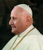 Octubre 11. San Juan XXIII Oración: Dios Todopoderoso y eterno, que en el beato Juan XXIII, papa, has hecho resplandecer para todo el mundo el ejemplo de un buen pastor, concédenos, por su intercesión, difundir con alegría la plenitud de la caridad cristiana. Por Jesucristo, nuestro Señor. Amén.