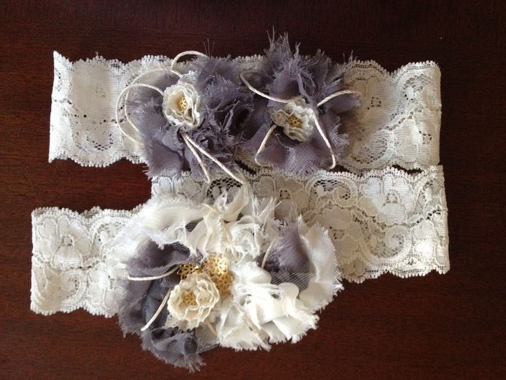 24 Best Wedding Garters Images On Pinterest