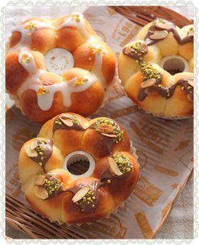 「スイートリング♪」あいりおー | お菓子・パンのレシピや作り方【corecle*コレクル】
