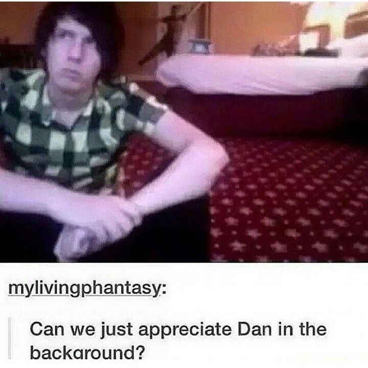 // I love old pictures of Dan and Phil they just make me so happy