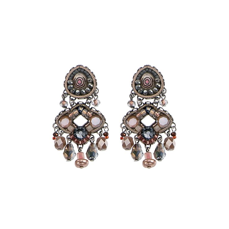 Dune Lili Earrings  Ayala Bar Classic Collection - Summer 2016