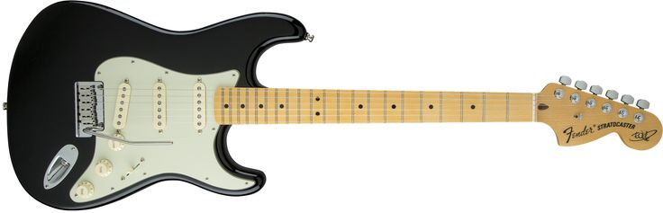 Fender Artist Series The Edge Strat