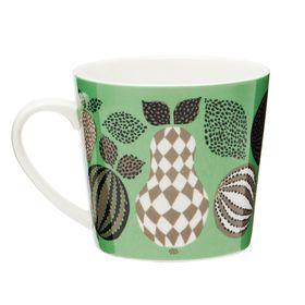 Large mug Fruit-Green