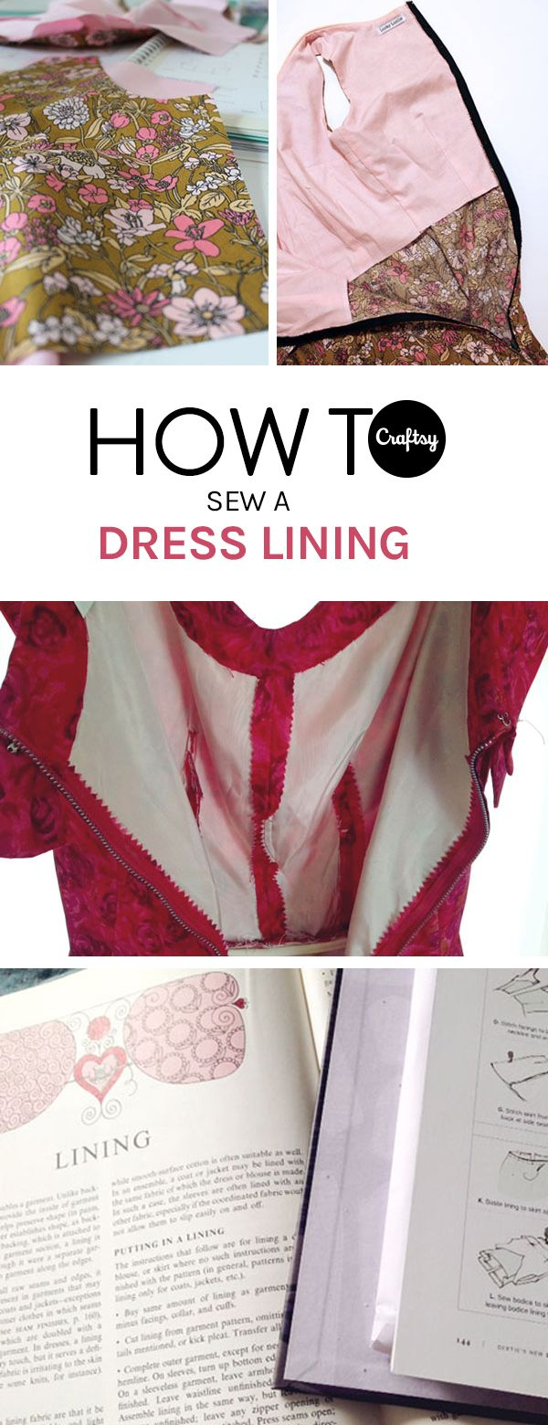 The dress how to see it both ways - Find The Silver Lining Helpful Tips For Lining A Dress Bodice