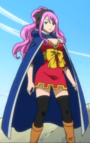 TUTORIAL cosplay Meredy / Meldy (メルディ ) - Fairy Tail