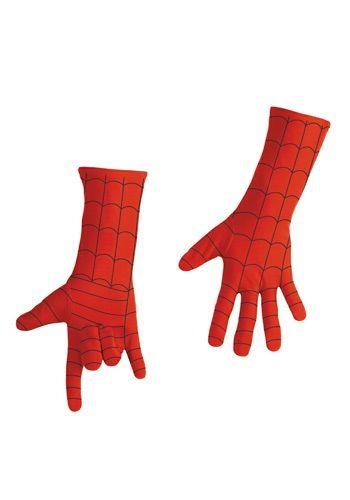 Adult Long Spiderman Gloves