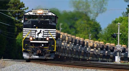 Rail News - NS assists in $1 billion worth of industrial development. For Railroad Career Professionals