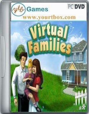 Virtual Families Game - FREE DOWNLOAD - Free Full Version PC Games and Softwares