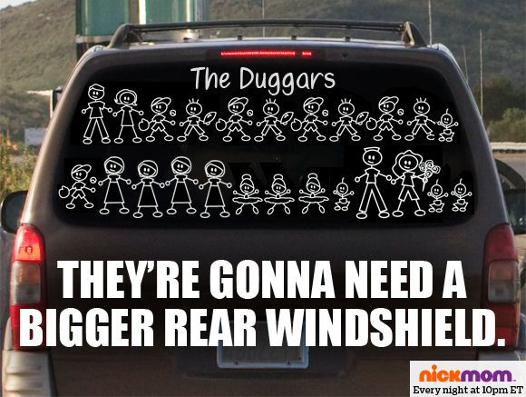 The Duggar Parenting Style Is Different But Awesome