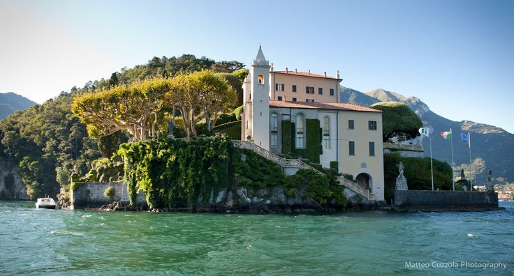 Villa del Balbianello, dove un'incredibile posizione naturale sposa gli arredamenti e il gusto di un famoso esploratore del '900, Guido Monzino
