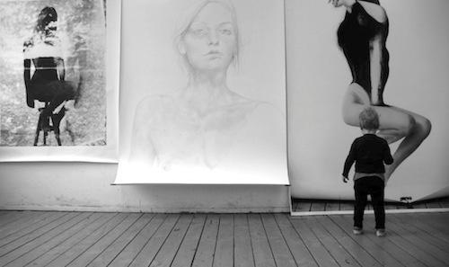 van drimmelen (photographer) and griffioen (artist)
