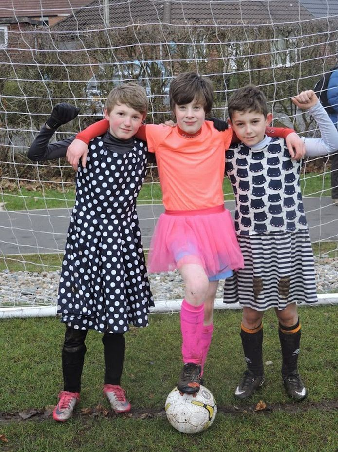Delamere Academy pupils dress for success for David Walliams competition - Chester Chronicle