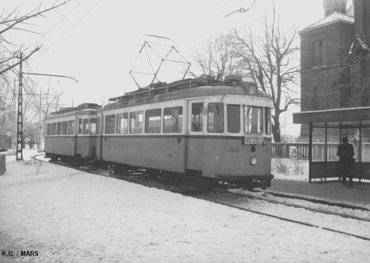 Budapest, Czaban Samu ter, 65-ös villamos