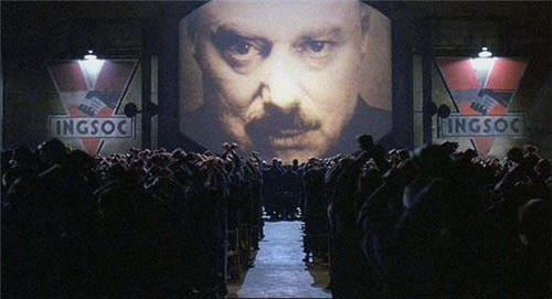 1984 A fine and stunning screen adaptation of George Orwell's prophetic 1948 novel about a world in which the government completely controls the masses by controlling their thoughts, altering history and even changing the meaning of words to suit its needs.