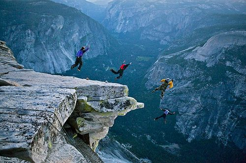 Yosemite Climbing by Lynsey Dyer (by NatGeo*) Um, not for me but spectacular to see!
