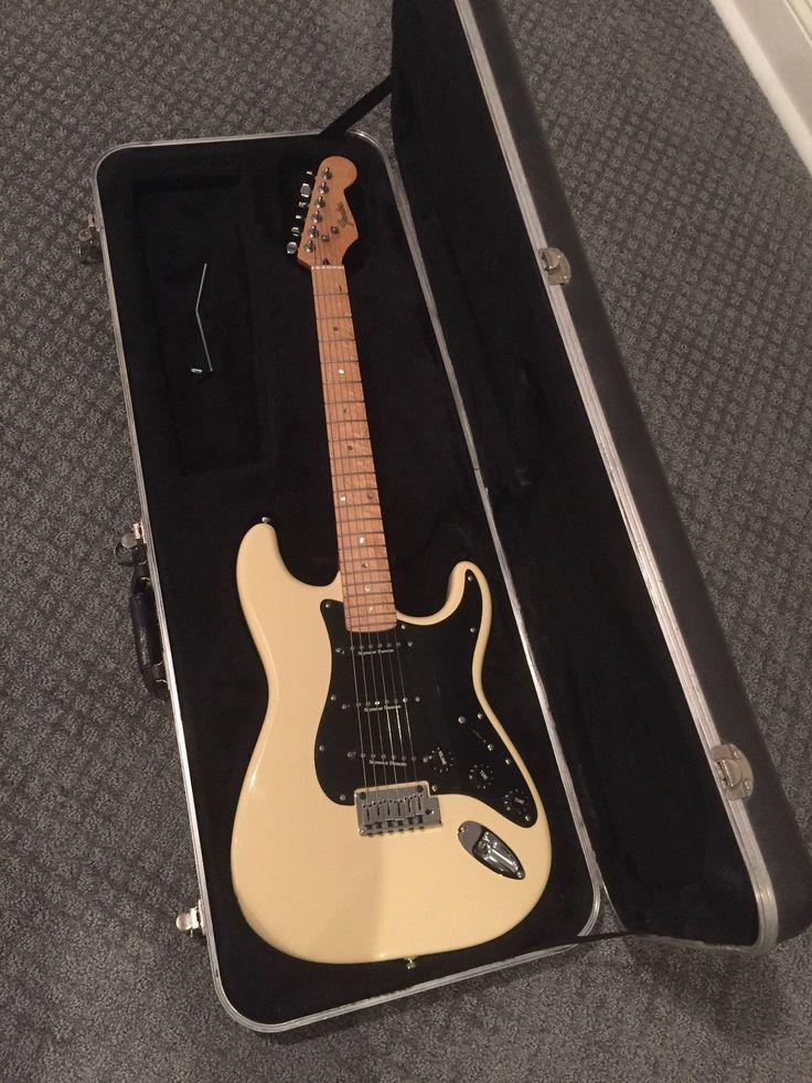 Fantastisch Seymor Duncan Schaltplan Fender Squier Stratocaster ...