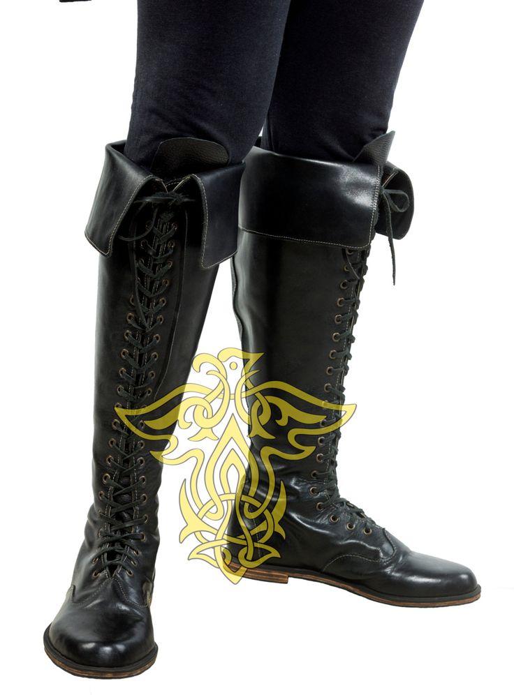 Breton shoes style;cosplay;larp by Masterbogdan on Etsy