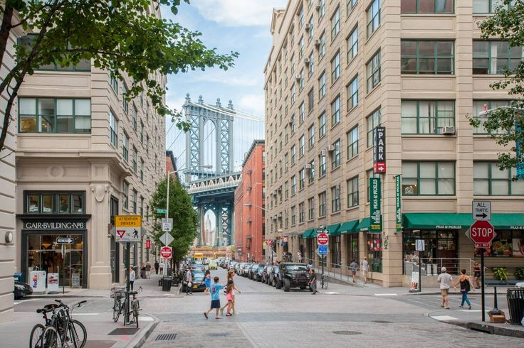Stunning views, great eats and outdoor pleasures await Down Under the Manhattan Bridge Overpass (DUMBO) in Brooklyn. Learn more.