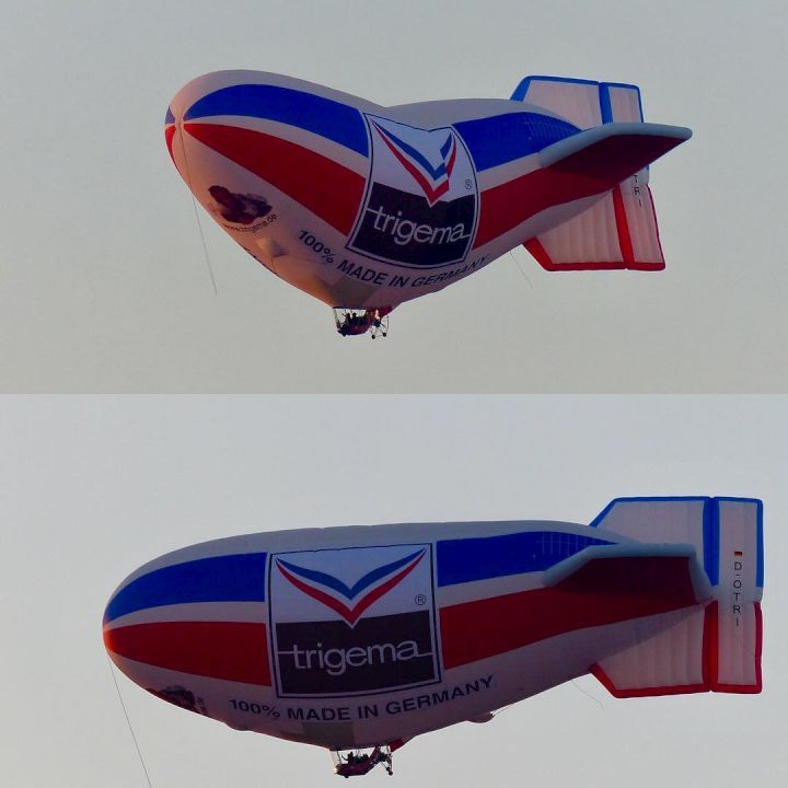 trigema zeppelin