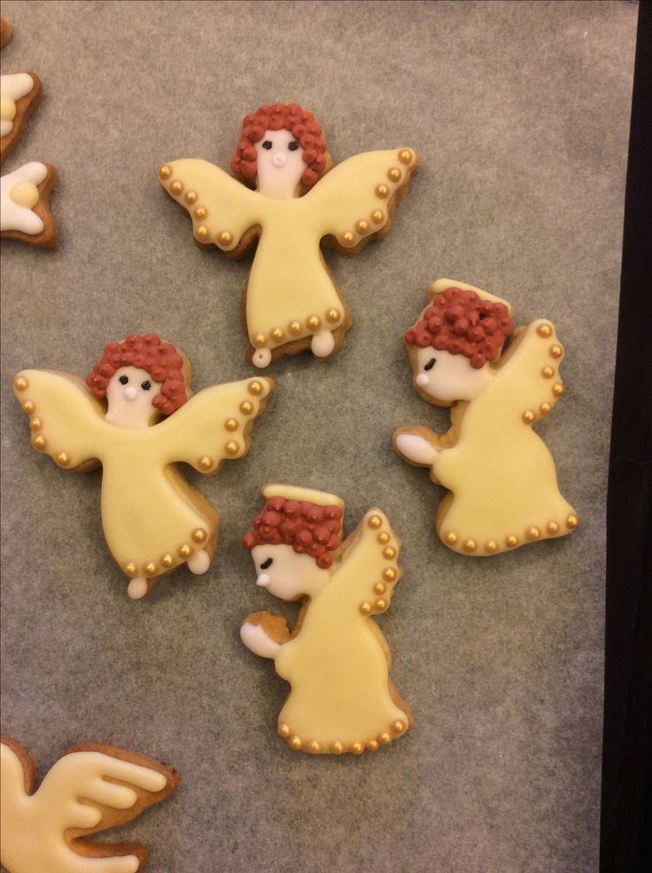 Biscotti comunione cookies