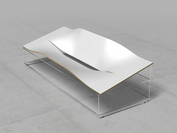 Bench Concept by Konstantin Datz, via Behance