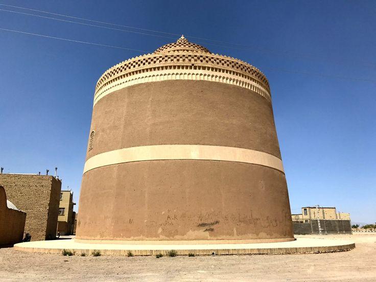 Tårne fulde af duelort i Iran