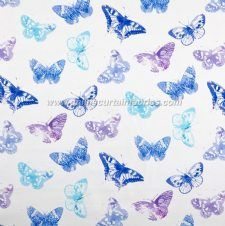 Viewing Butterfly by Bill Beaumont Textiles
