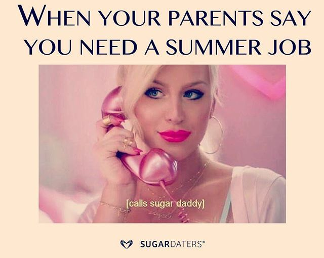 Follow the link in my bio if you want to find out 5 logic reasons about why getting a sugar daddy is better than any other summer job  #sugardaters #sugardaddy #sugarbabe #sugarbaby #sugargram #sugardating #sugaring #summer #summerjob #parents #life #goals #summergoals #summertime #happy #calling #sugardaddygoals #funny #girl #student