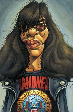 Caricaturas y Dibujos Metaleros - Taringa!: Dee Ramones, Dibujos Metalero, Joey Ramones, Joeramon Ramones, Music Caricatures, Caricature, Caricatura Divertida, Rocks Punk, Cars Tunes Musican