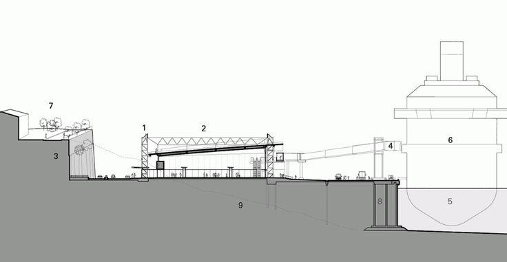 Sydney Cruise Terminal / Johnson Pilton Walker Architects