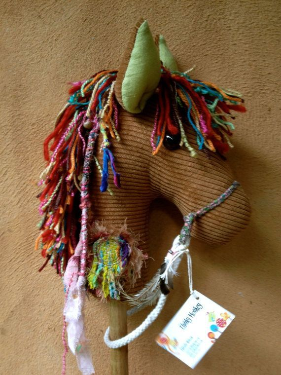 How to Make Your Own Hobby Horse — Crafthubs