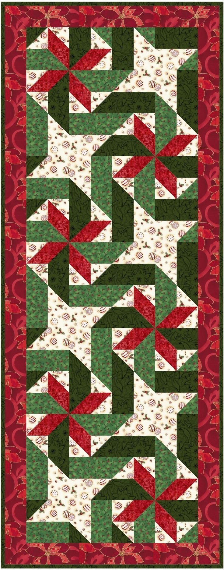 1000 Ideas About Christmas Table Runners On Pinterest