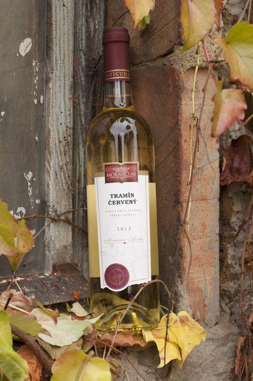 Bílé víno - Tramín červený Výběr z bobulí - Vinum Moravicum a.s.