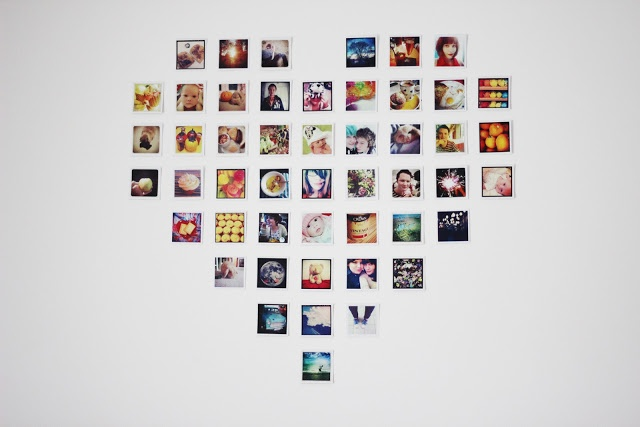 Navylouise instagram printstagram wall collage love for Good home decor instagram