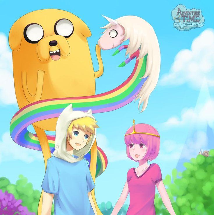 Adventure time by ragecndy on DeviantArt