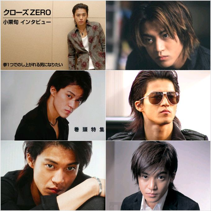 Takiya Genji | Crows Zero | Oguri Shun