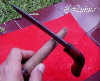 LUKITO ARTIFACT: Badik